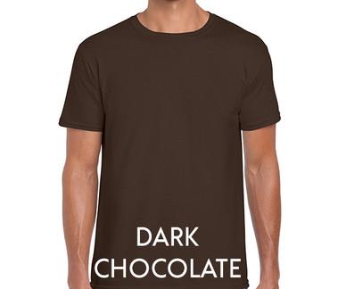 Colour Choice: Dark Chocolate