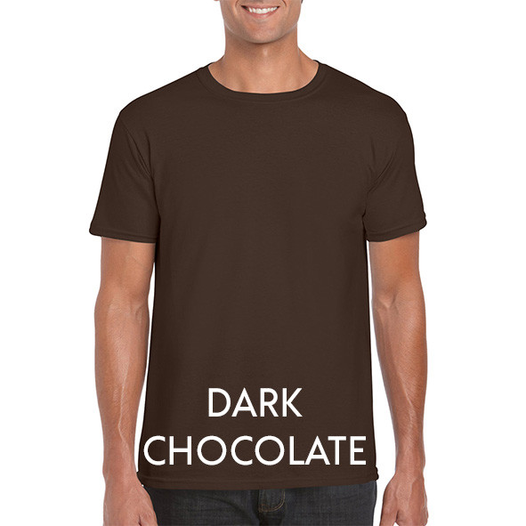 Colour Choice: Dark Chocolate