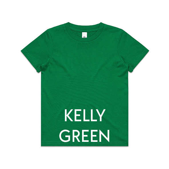 KELLY GREEN