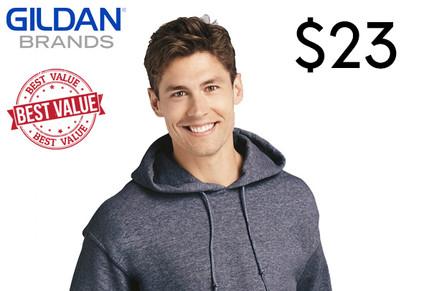 Gildan 18500 Unisex Custom Printed Hoodies