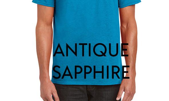 Colour Choice: Antique Sapphire