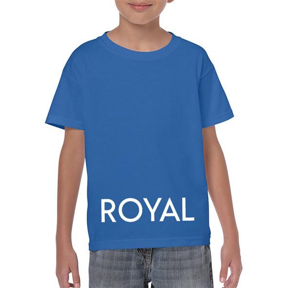 ROYAL Youth T-shirts
