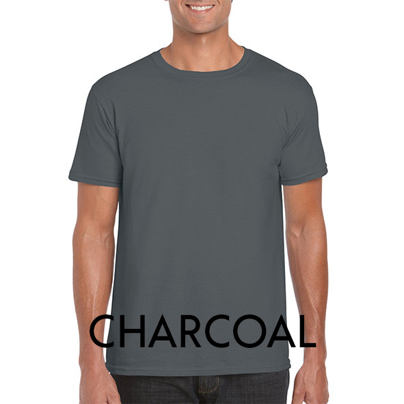 Colour Choice: Charcoal