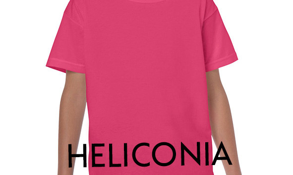 HELICONIA Youth T-shirts