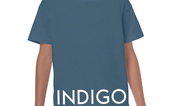 INDIGO BLUE Youth T-shirts