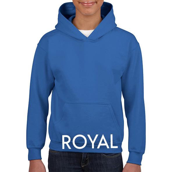 ROYAL BLUE Youth Hoodies