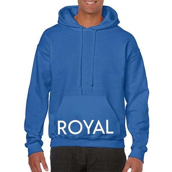 Colour Choice: Royal