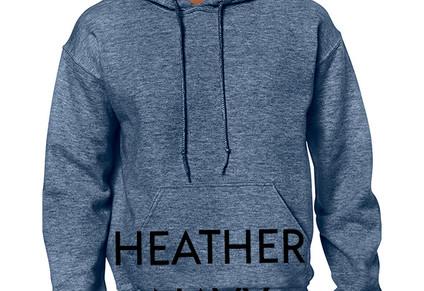 Colour Choice: Heather Navy