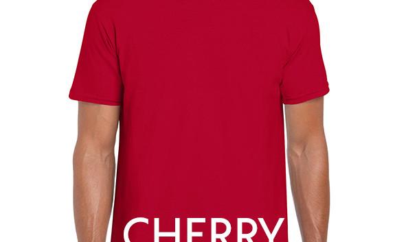 Colour Choice: Cherry Red