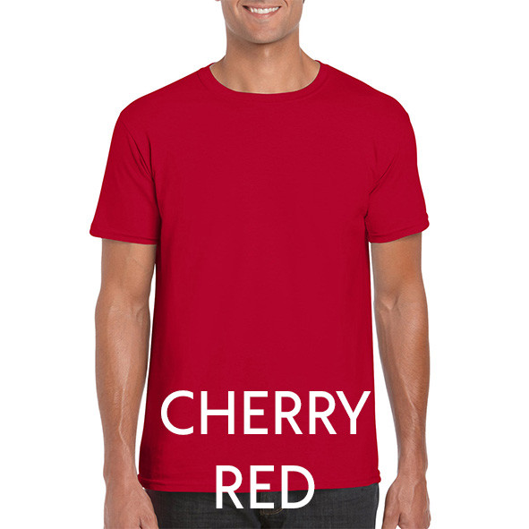 Colour Choice: Cherry Red