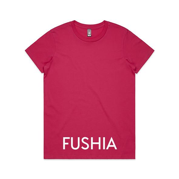 FUSHIA