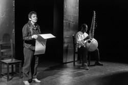 Elisabeth Uloth liest Gedichte von Muepu