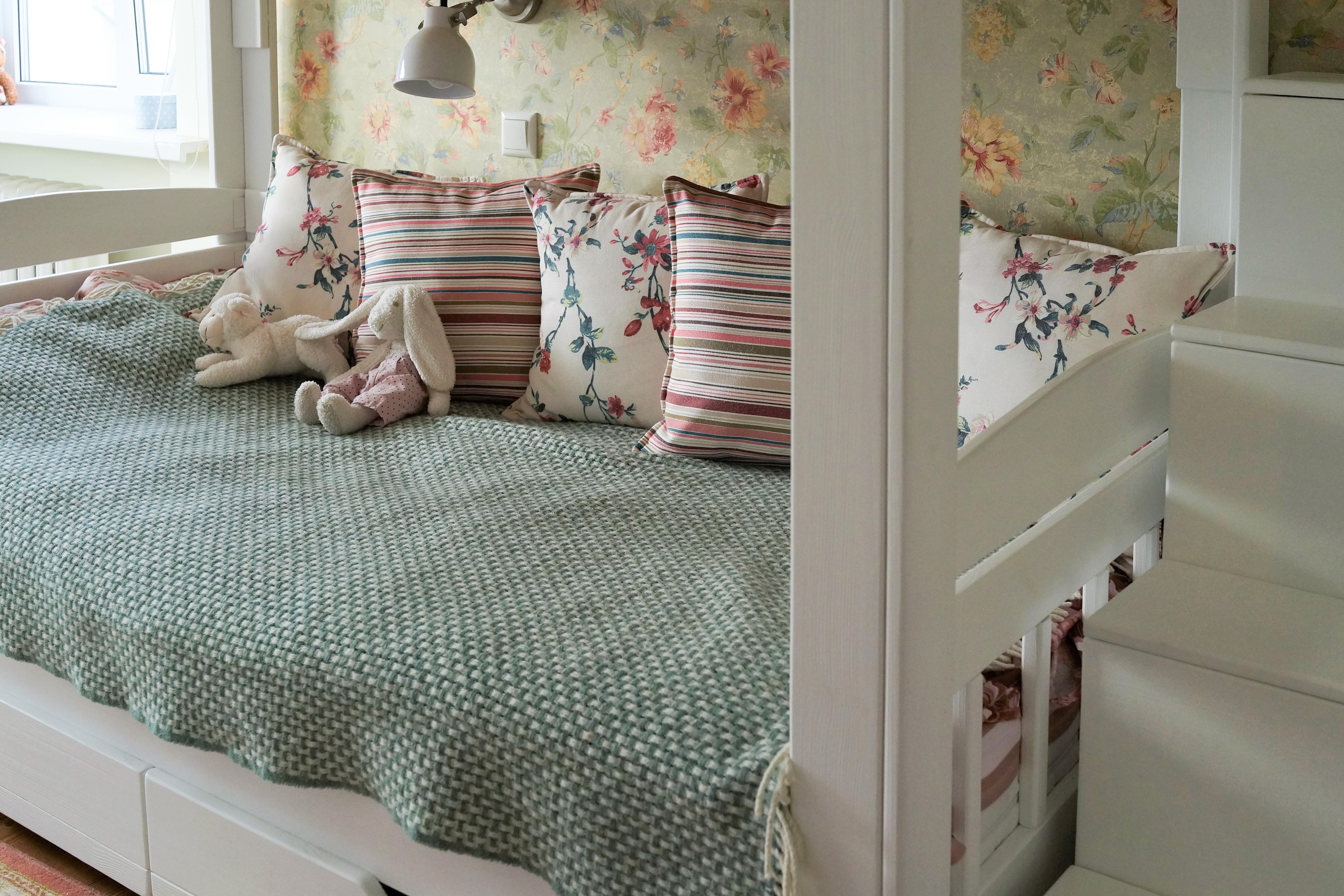 дизайн детской комнаты классический
