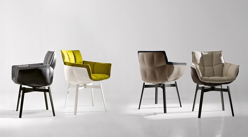 Vos Interieur, B&B Italia, Husk dining chair