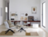 Vos Interieur, B&B Italia, Husk armchair