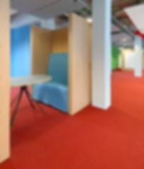 Ordina Groningen, Vos Interieur, Bart Vos, Architectuur, binnenhuisarchitect, Groningen