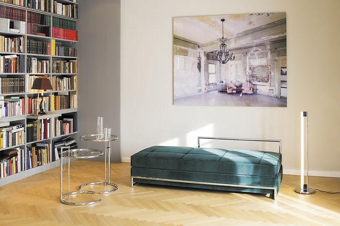 Vos Interieur, Classicon, E1027 Adjustable Table