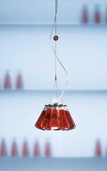 Vos Interieur, Ingo Maurer, Campari Light