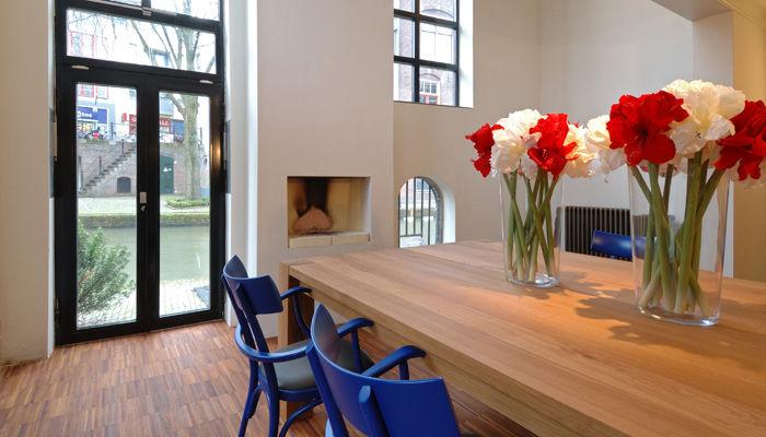 Woonhuis Delft, Vos Interieur, Bart Vos, Architectuur, binnenhuisarchitect, Groningen