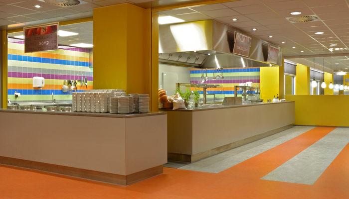 Restaurant Martini Ziekenhuis, Vos Interieur, Bart Vos, Architectuur, binnenhuisarchitect, Groningen