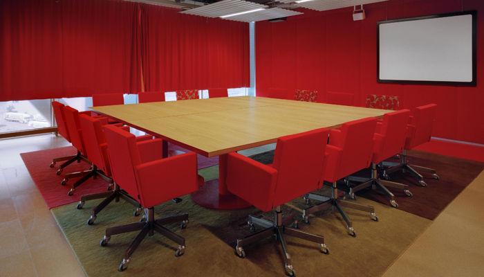 Unilever, Vos Interieur, Bart Vos, Architectuur, binnenhuisarchitect, Groningen