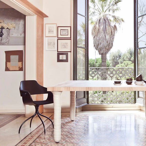 Vos Interieur, Barcelona Design, Showtime chair