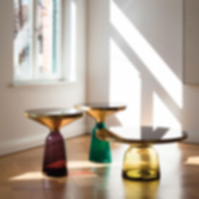 Vos Interieur, Classicon, Bell table