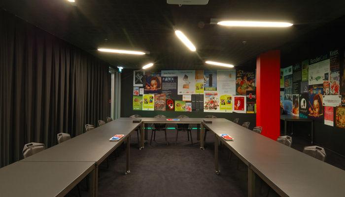 TCN Mediacentrum, Vos Interieur, Bart Vos, Architectuur, binnenhuisarchitect, Groningen