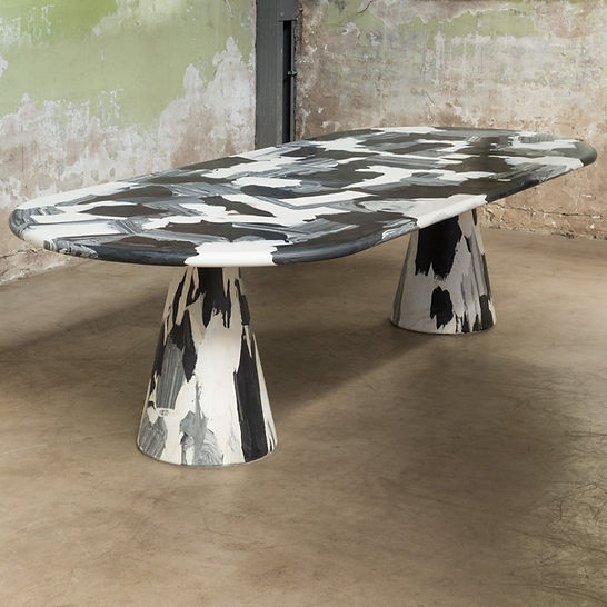 vos interieur, dirk vander kooij, Meltingpot double base
