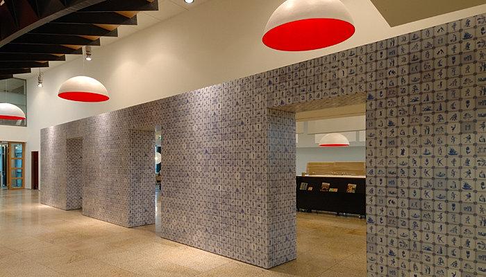Vos interieur zakelijke projecten for Bart vos interieur