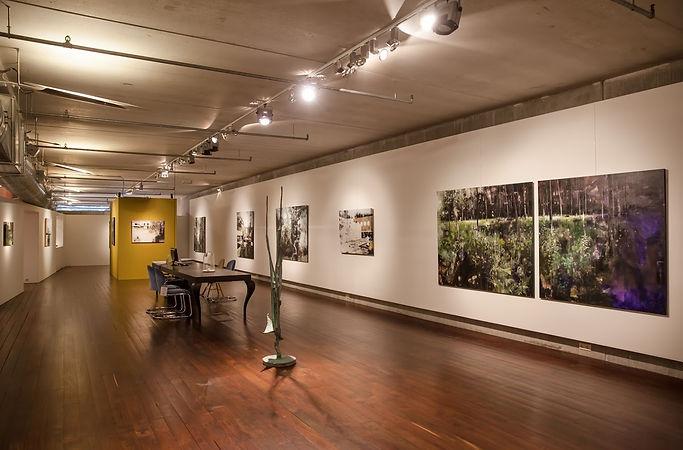 Interieur Inrichting Galerie : Vos interieur ann s art