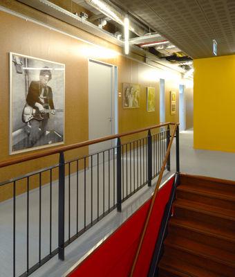 Sony BMG, Vos Interieur, Bart Vos, Architectuur, binnenhuisarchitect, Groningen