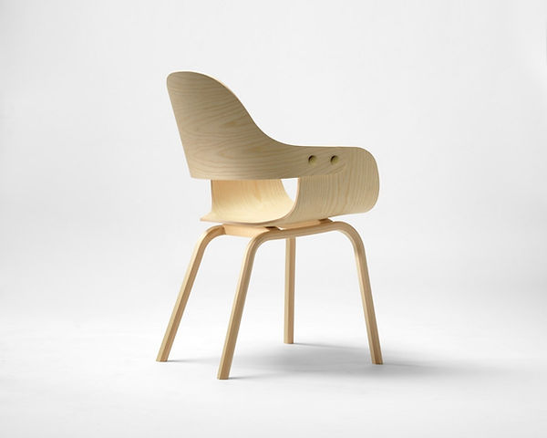 Vos Interieur, Barcelona Design, Showtime Nude Chair