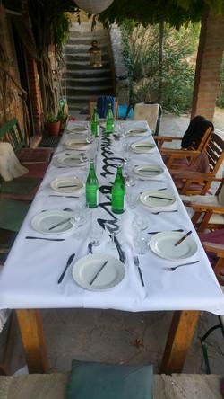 Abendbrot Casa Simoncelli