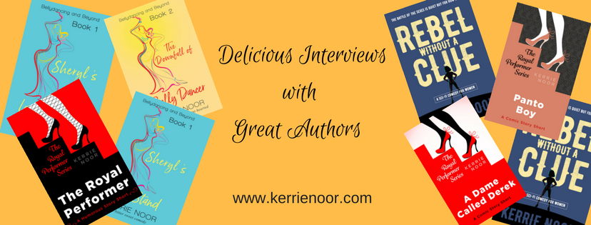 Interviews with Authors: Val Penny