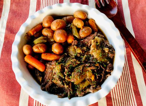 Slow Cook Pot Roast