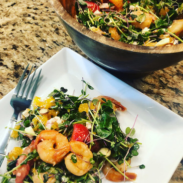 Shrimp Summer Salad