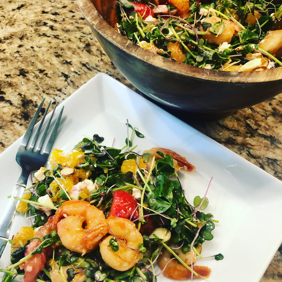 Shrimp Summer Salad