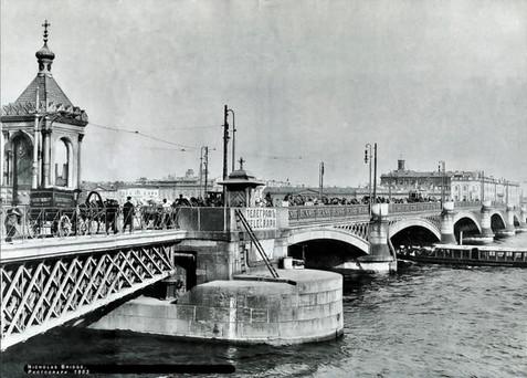 Most na Newie - Petersburg