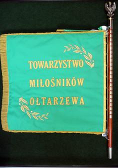 Sztandar Towarzystwa Miłośników Ołtarzewa