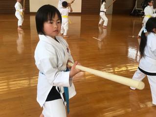 宮城県仙台市と福島県南相馬市で琉球古武道子供セミナー開催!Kobudo Seminar for Children in Japan!