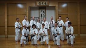 琉球古武道金剛流セミナー2018