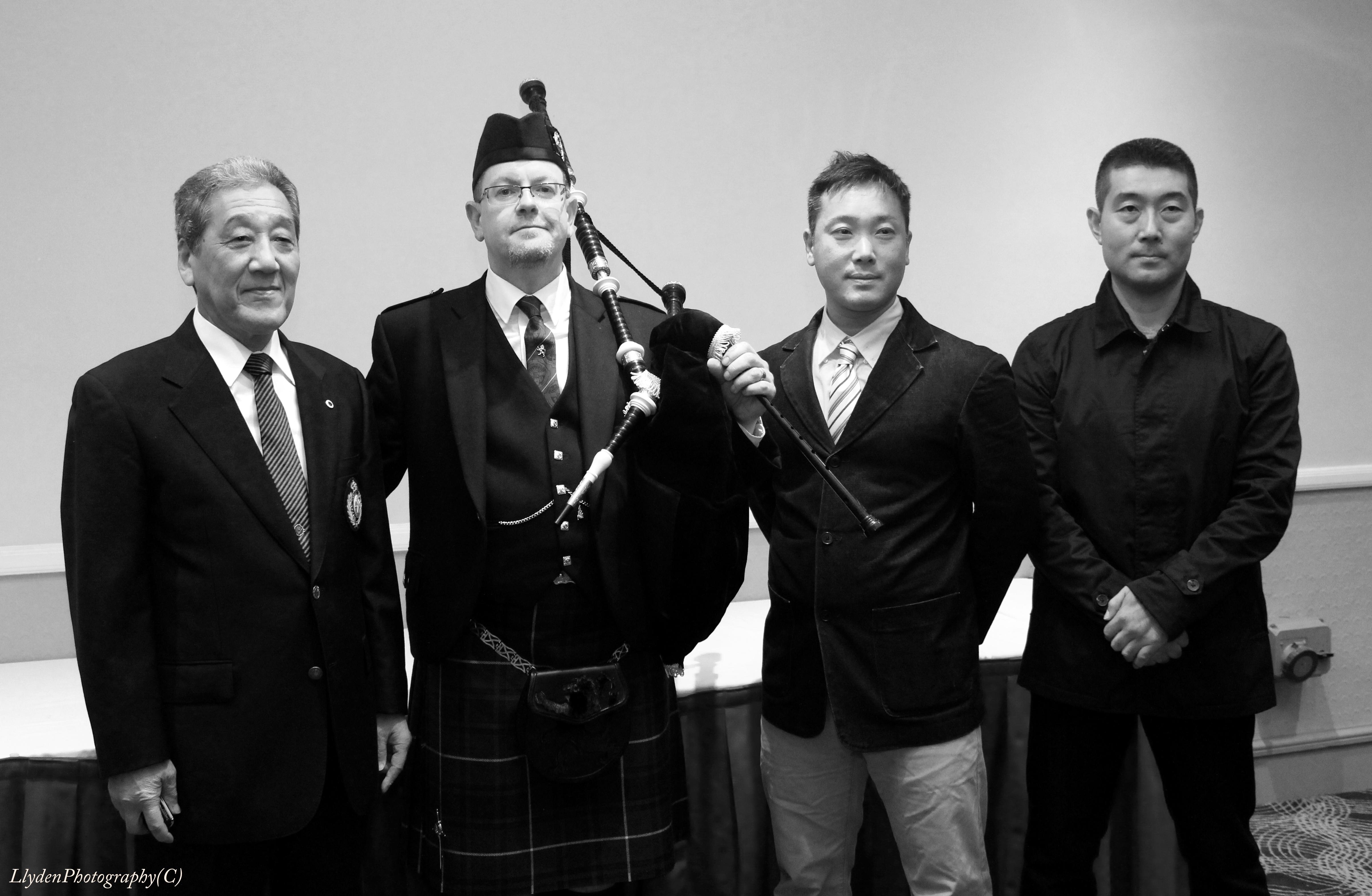 Kongo-ryu, Scotland Seminar