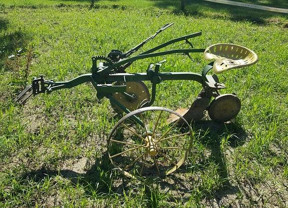 John Deere sulky plow