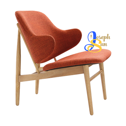 VERONIC Lounge Chair Russet