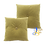 Thumbnail: DISTINTIVO 450x450 Square Small Cushion Bee Yellow