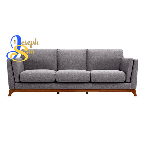 CENI 3 Seater Sofa Pebble