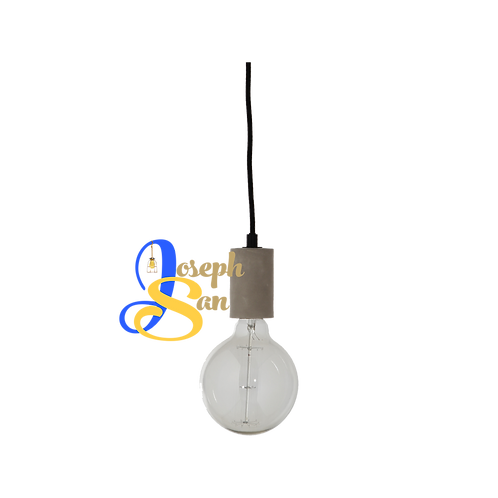 FIREFLY Concrete Base Pendant Lamp