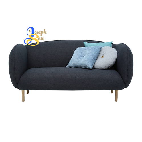 SKODA Sofa Battleship Grey