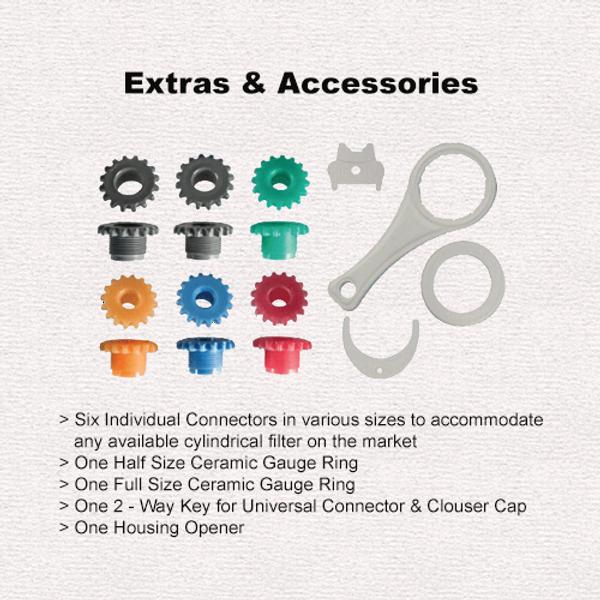 Universal Adaptors & Accessoires mini.pn